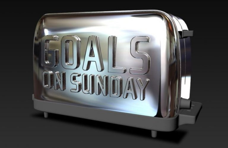 Goals on Sunday